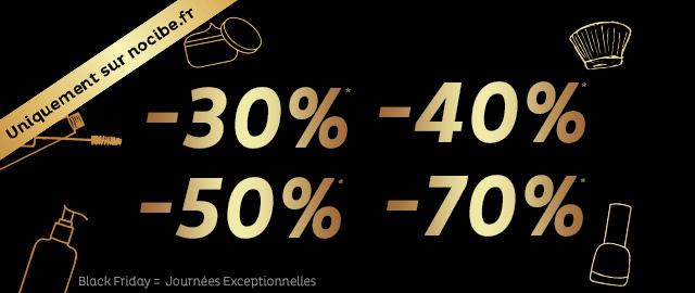 f98974f08d51 Black Friday Nocibé   Promotions parfum, soin et maquillage
