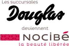 Les succursales Douglas deviennent Nocibé la beauté libérée