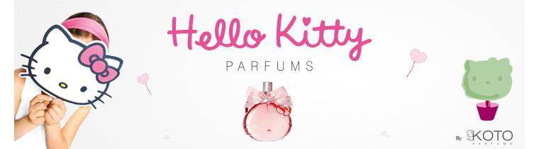Hello Kitty Parfums