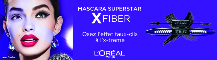 Mascara Superstar X Fiber