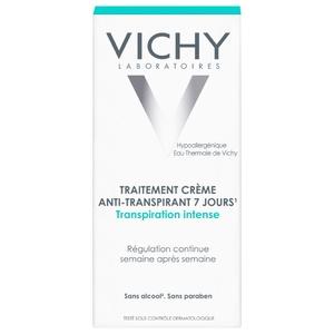 Traitement anti-transpirant 7 jours - Crème Déodorant