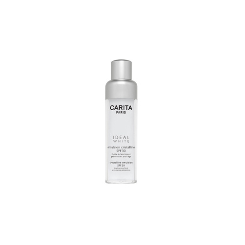 Carita - Emulsion Cristalline Ideal White Emulsion Prévention Anti-Âge