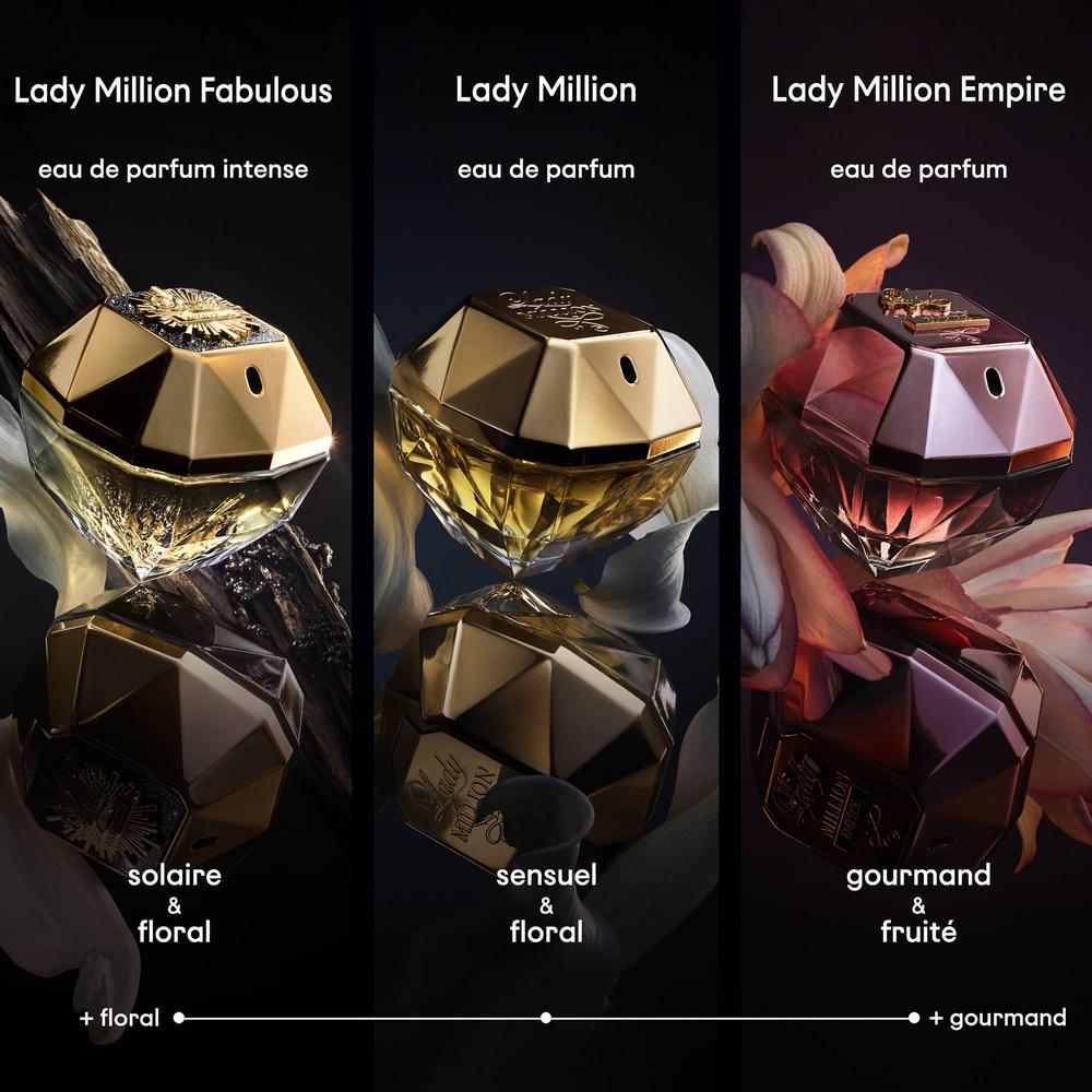 Femme Lady De Pour Million Eau Parfum dCorBex