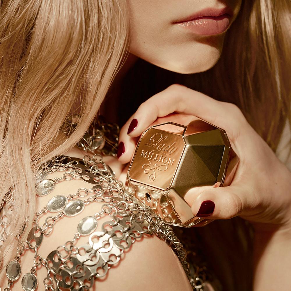 Paco Rabanne Lady Million Eau De Parfum Pour Femme 50 Ml