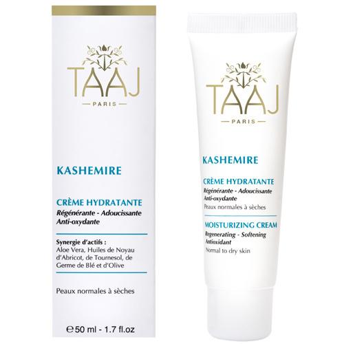 Taaj - Crème Hydratante Kashemire