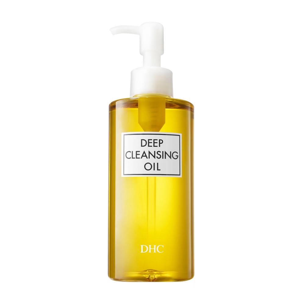 Deep Cleansing Oil Huile démaquillante visage et yeux