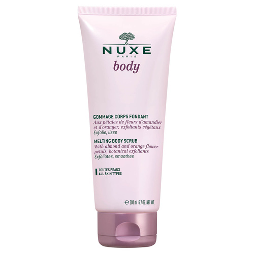 Gommage Corps Fondant Nuxe Body