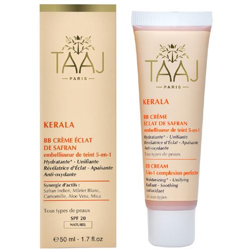 Taaj - BB Crème 5 en 1 Eclat de Safran Crème de Jour Perfecteur de Teint