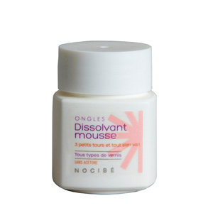 Mini Dissolvant Mousse 40ml