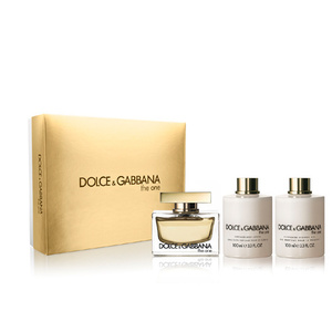 Coffret Dolce&Gabbana The One <br> Eau de Parfum