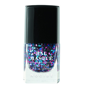 Top Coat All Is Glitter <br>Vernis Nail Art