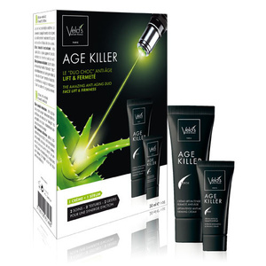 AGE KILLER<br>Le 'Duo Choc' Anti-Âge Lift & Fermeté