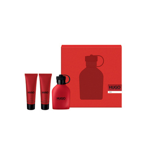 Coffret HUGO RED<br>Eau de Toilette