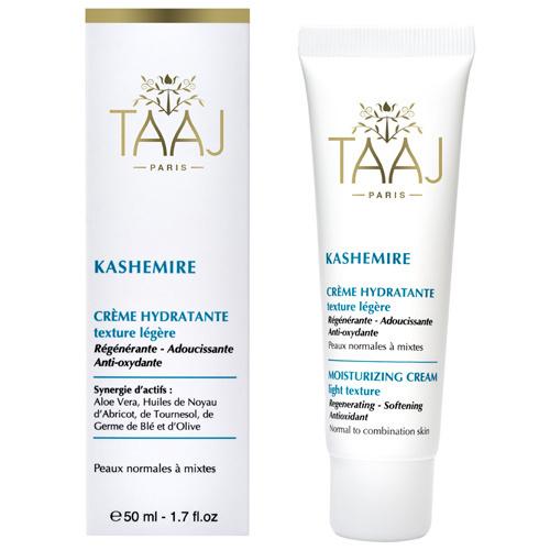 Taaj - Crème Hydratante Texture Légère