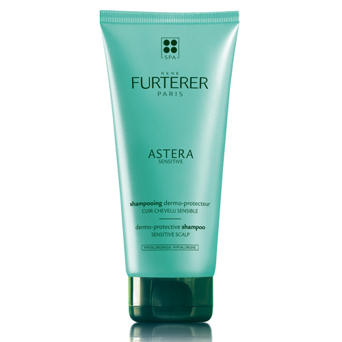 ASTERA SENSITIVE cuir chevelu sensible,Shampooing haute tolérance 200 ML