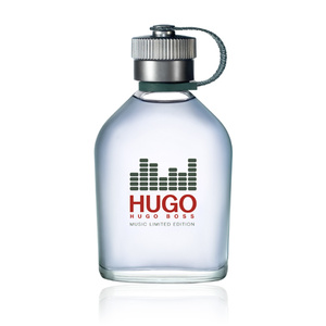 Hugo Man Music Edition <br> Eau de Toilette