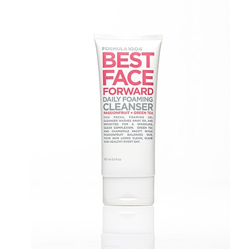 Formula 10.0.6 - Best Face Forward Gel nettoyant
