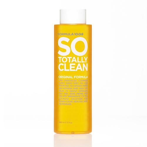 Formula 10.0.6 - So Totally Clean Deep Pore Lotion