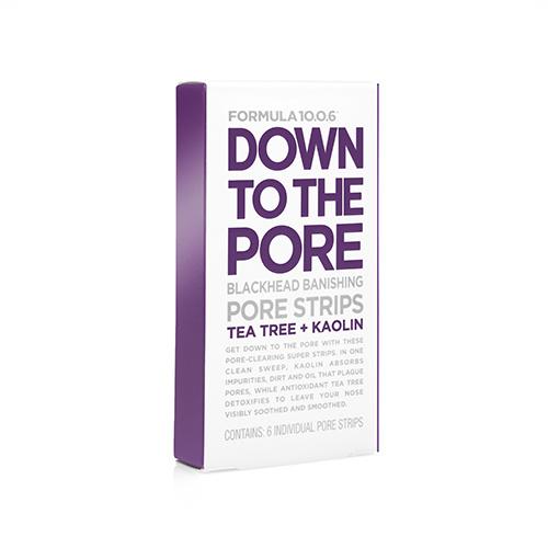 Formula 10.0.6 - Down The Pore strip nez