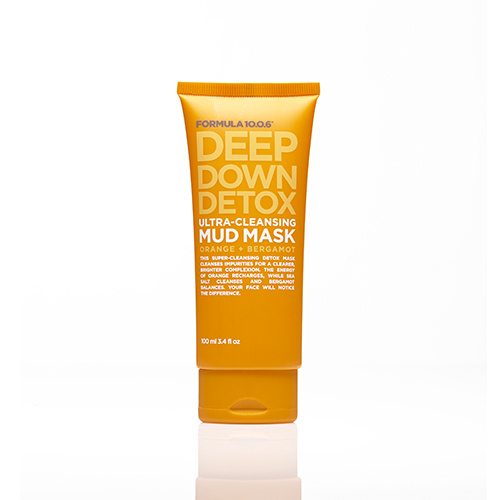 Formula 10.0.6 - Deep Down Detox mask