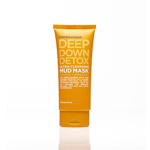 Formula 10.0.6 - Deep Down Detox mask