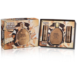 Coffret Fuel For LifeEau de Toilette