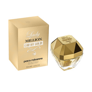 Lady MILLION Eau My Gold Eau de Toilette pour Femme