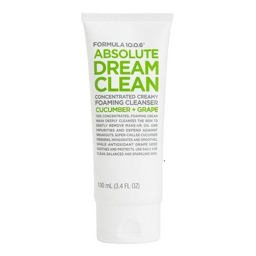 Formula 10.0.6 - Absolute Dream Clean Crème Nettoyante Moussante