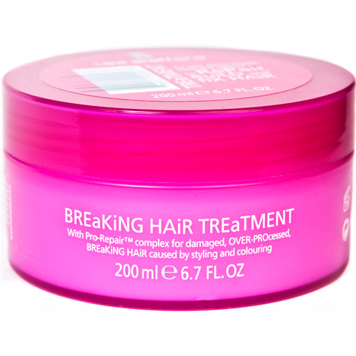 Lee Stafford - Breaking Hair Treatment Masque Fortifiant