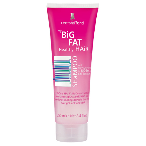 Lee Stafford - Big Fat Healthy Shampoo Shampoing