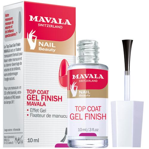 Mavala - Top Coat Gel Finish