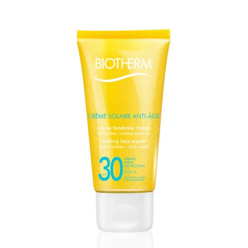 Dry Touch Crème Solaire Visage SPF30