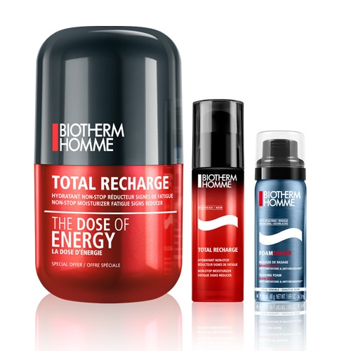Biotherm - Coffret Duo Total Recharge