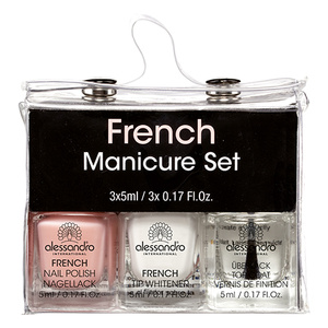Set French Manucure
