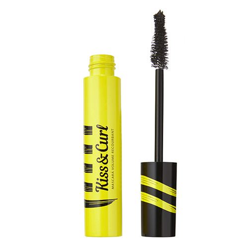 Kiss and Curl Mascara volume recourbant