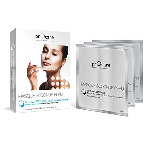 prO-care - Masque Hydratation Non Stop 24 Heures Aqua Boost Mask