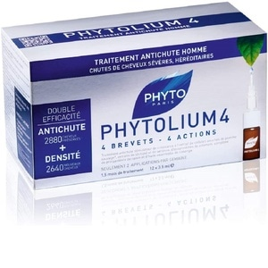 Phytolium 4ConcentréChutes Cheveux Sévères, héréditaires