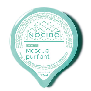Masque capsule purifiant