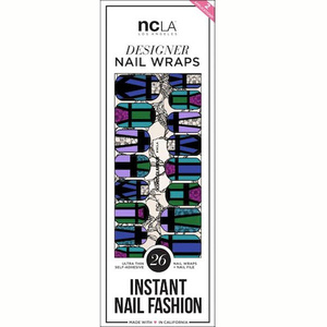 Iconic Glamour Nail Patchs