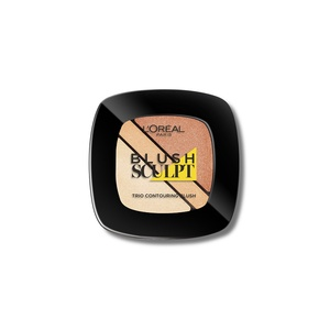 Blush Sculpt   Trio Contouring Blush