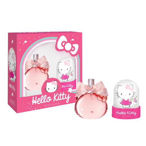 Coffret Magic Unicorn Eau De Toilette Hello Kitty Shoptimise
