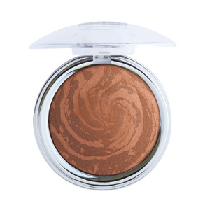 Poudre baked marbelized Poudre compactemarbrée
