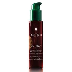 KARINGA, Cheveux crépus, frisés ou défrisés, huile nutrition suprême. Sans silicone.