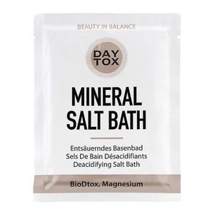 Mineral Salt BathSels de Bain Désacidifiants