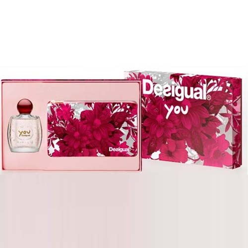 Desigual coffret you eau de toilette 50 ml