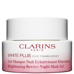 White Plus Gel-Masque Nuit Éclaircissant Rénovateur
