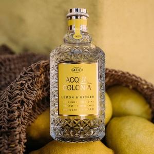 4711 Acqua Colonia Eau de Cologne Citron & Gingembre 170ml