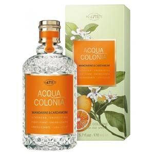 4711 Acqua Colonia Eau de Cologne Mandarine & Cardamome 170ml
