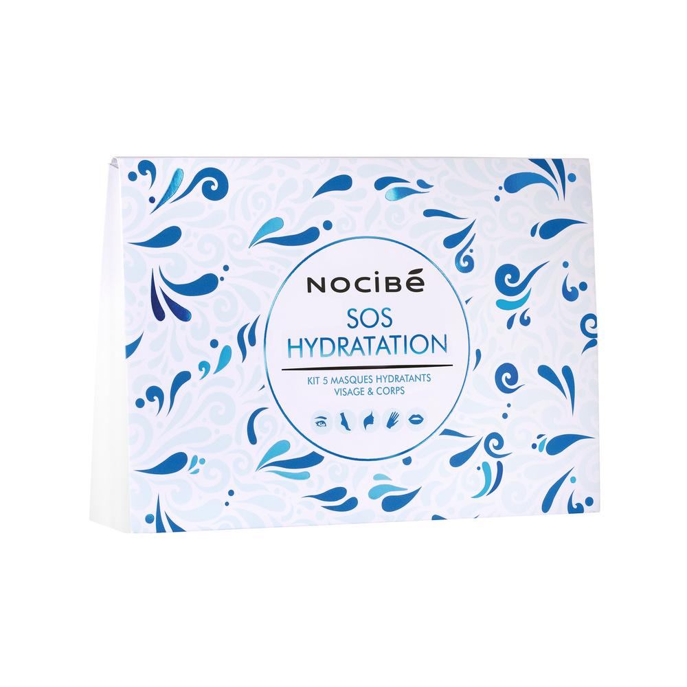 SOS Hydratation Kit de 5 Masques Hydratants