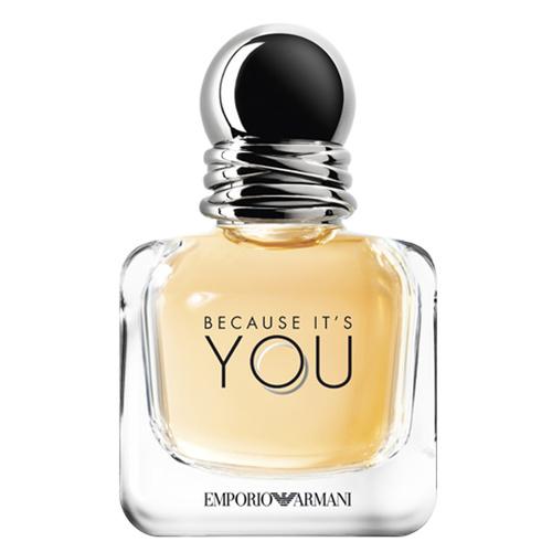 Emporio Because it's You Eau de Parfum Vaporisateur 30ml